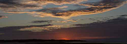 Cape Cod Events-Sunset Paines Creek