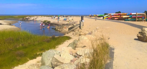 Cape Cod Summer - Brewster Paines Creek 2a