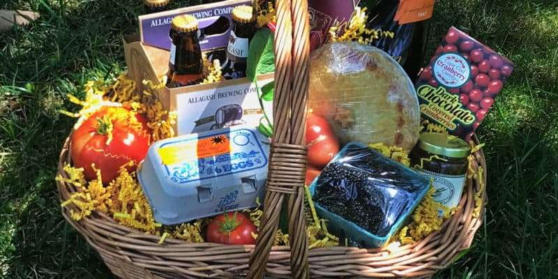 Cape Cod Star Best of Cape Cod Basket
