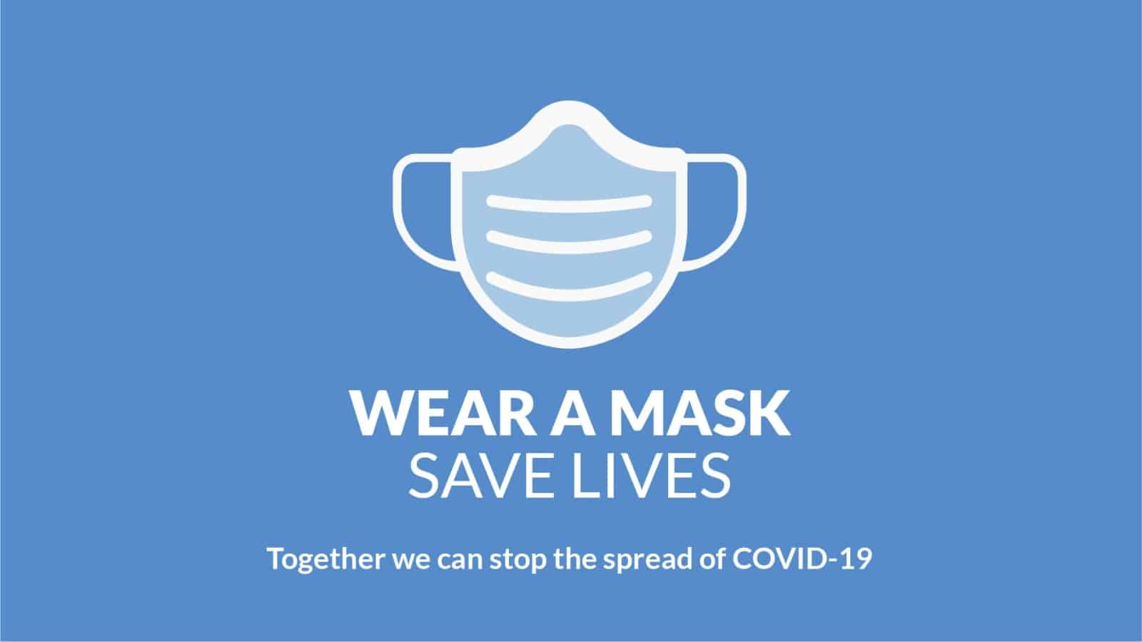 COVID-19 Printable Signs - Wear-a-Mask-Save-a-Life
