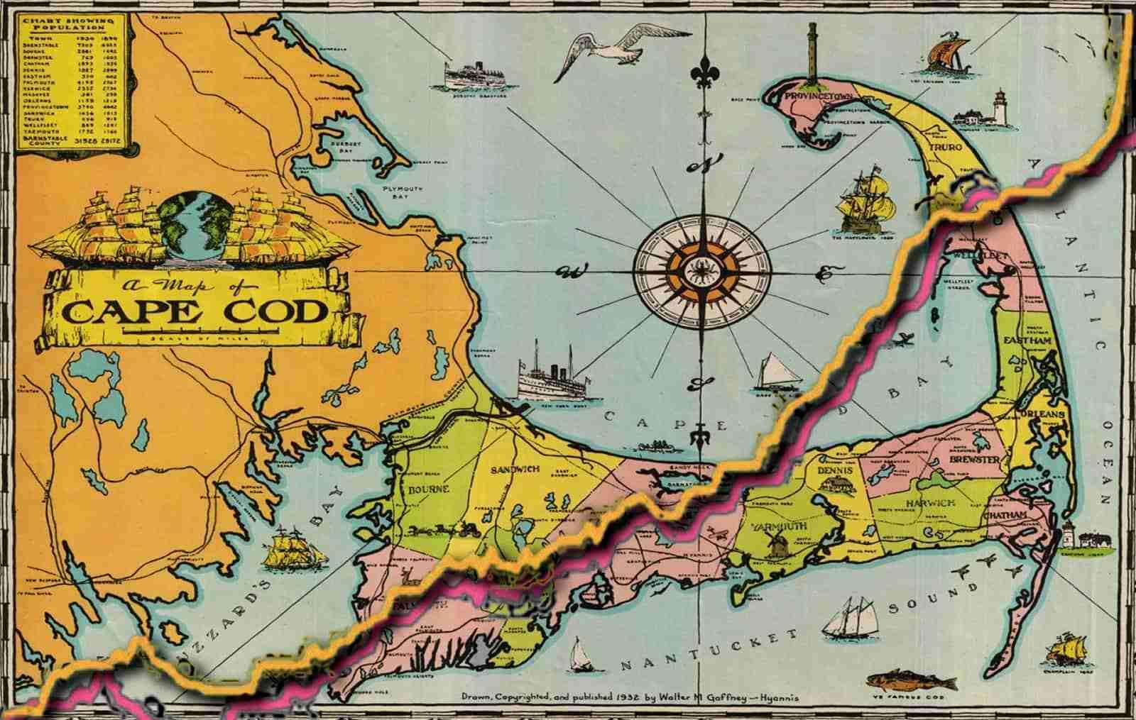Crazy Cape Cod Real Estate Chart 2a